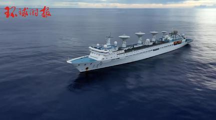 远望6号船完成测控任务返港