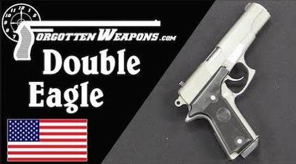 柯尔特双鹰手枪 (10mm版)