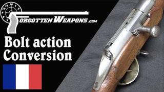 【遗忘武器】栓动改造版法制M1822火枪