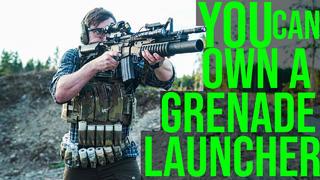 【GT】各种榴弹发射器和榴弹