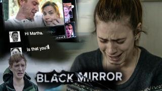【墨菲】《黑镜·归于正轨》:死者「复生」——用科技与死去至亲重逢