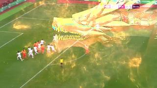 【特效足球】球场上使用东方巨龙之力!中国女足加时绝杀韩国晋级日本东京奥运会!