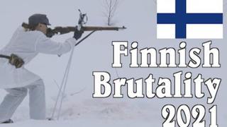 【被遗忘的武器/双语】芬兰残暴2021 - 双枪射击挑战赛 - M39莫辛纳甘+TT33