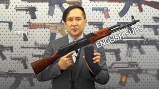 Tokyo Marui AKM GBBR 2021 官方新品独家揭露(日语英字)