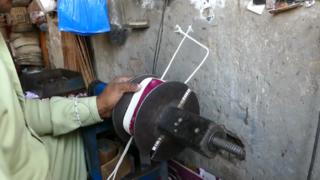 巴基斯坦手工帝-纯手造电焊机