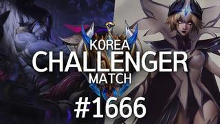 韩服最强王者菁英对决 #1666丨来了