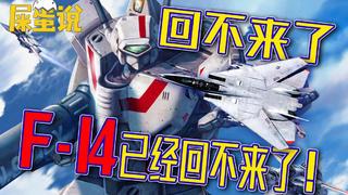 【屎O说】《超时空要塞》和《太空堡垒》和解了,但F-14已经回不来了!