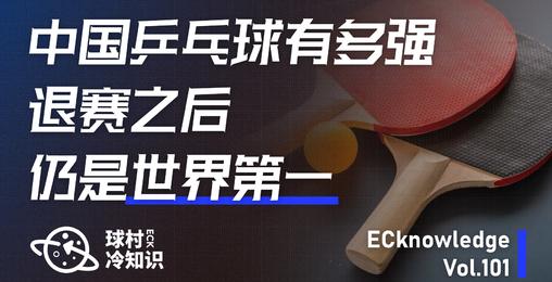 中国乒乓球有多强?退赛之后仍是世界第一!