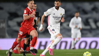 2020-2021赛季西甲第35轮 皇家马德里vs塞维利亚 全场集锦