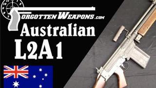 【被遗忘的武器】澳大利亚的重枪管型FAL - L2A1自动步枪
