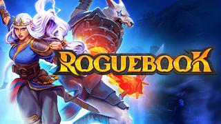 【A站首发   新游展示】万智牌之父新作《魔域之书 (Rougebook)》正式版游玩记录