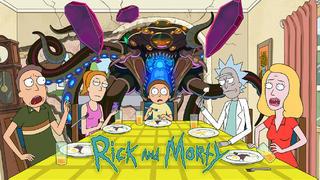 【高清熟肉】瑞克和莫蒂 第五季01